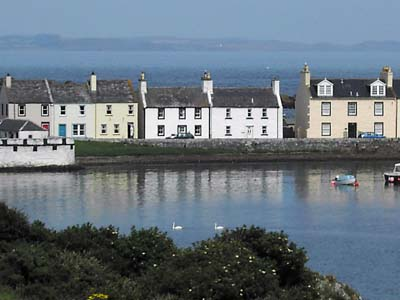 ISLE OF WHITHORN - Wigtonshire