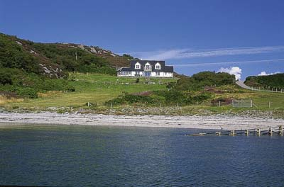 KILFINAN (near Tighnabruaich) - Argyll
