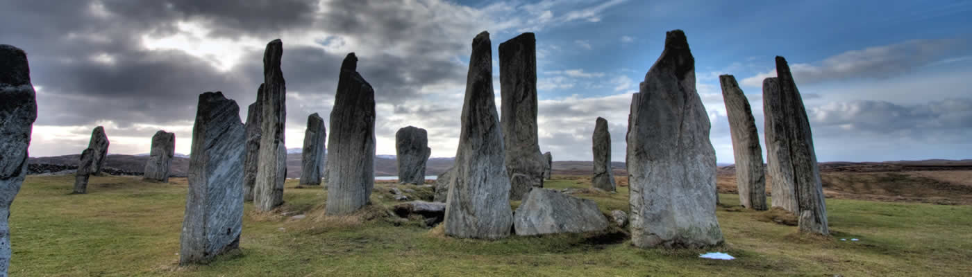 6 Day Outer Hebrides Adventure Minicoach Tour from Edinburgh (RT)