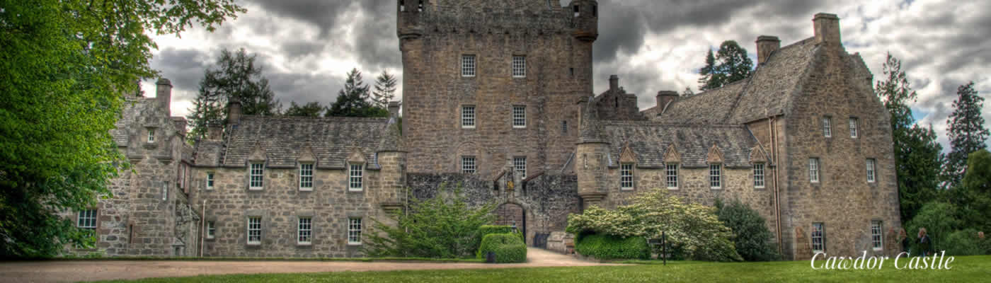 8 Day Scottish Highland Car Tour