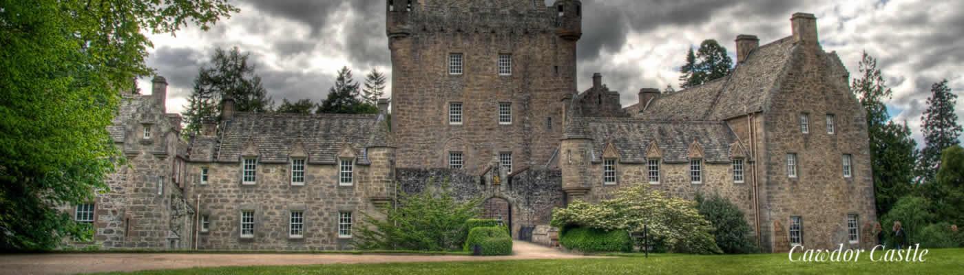8 Day Scottish Highland Car Tour