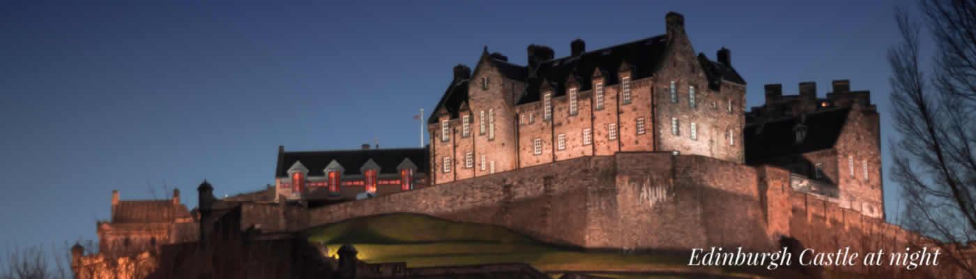 Scotland's Haunted Castles 7 Day Car Tour