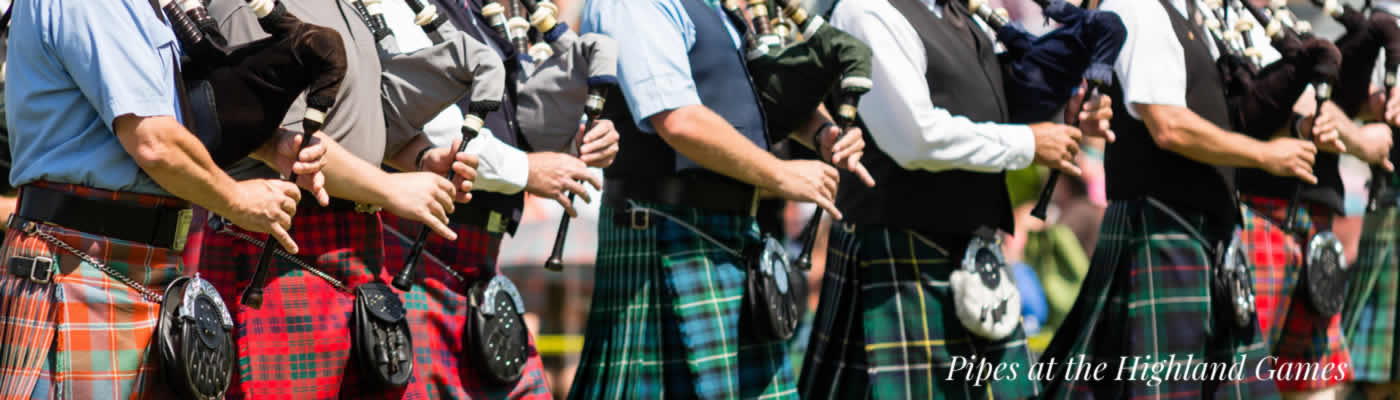 The Highland Gathering Day