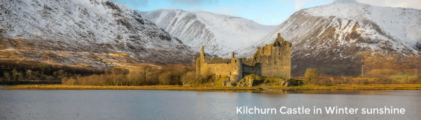 The Castles of Argyll