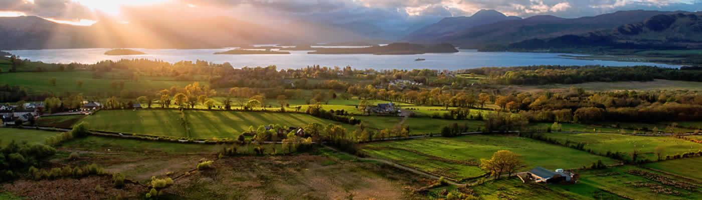 Loch Lomond, Trossachs & Stirling Castle Day Tour from Glasgow (TB)
