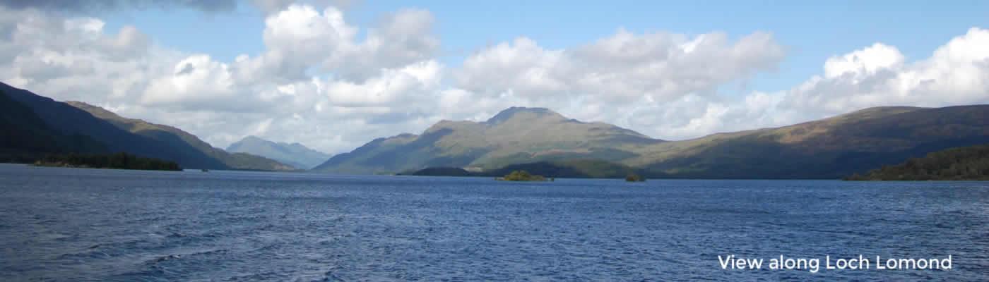 Loch Lomond, Trossachs & Stirling Castle Day Tour
