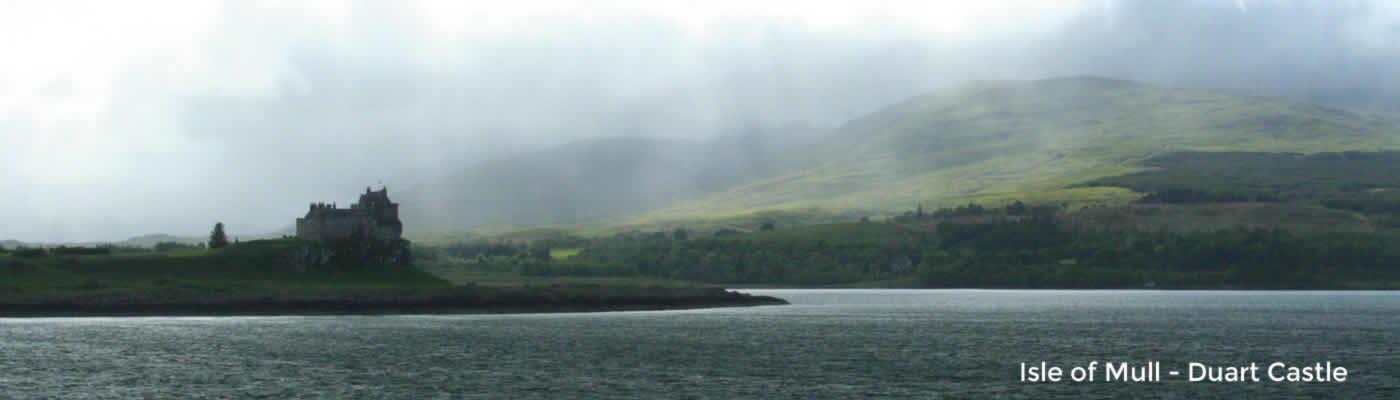 Isle of Mull - Duart Castle