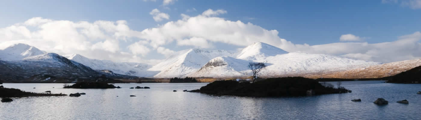 Winter Tours of Scotland