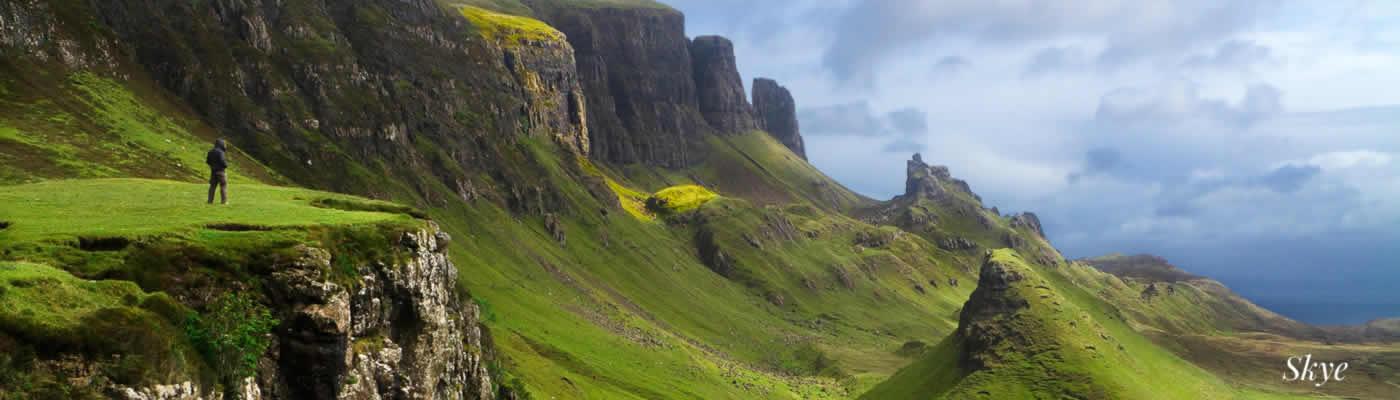 3 Day Isle of Skye Minicoach Tour