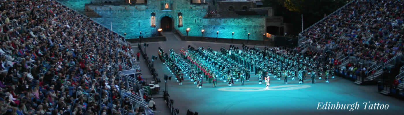 The 2019 Edinburgh Military Tattoo