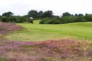 Carnoustie Championship Course, Angus, Scotland