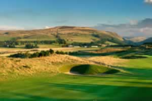 9 Night best of Scotland Golf Tour