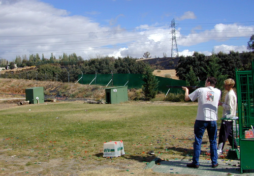 clay pigeon shooting 3