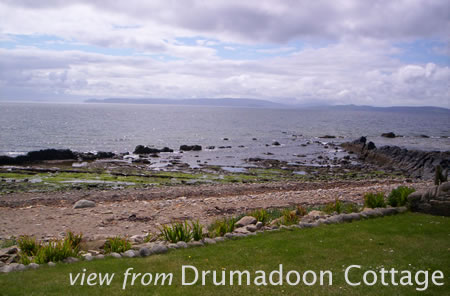 Drumadoon Cottage South