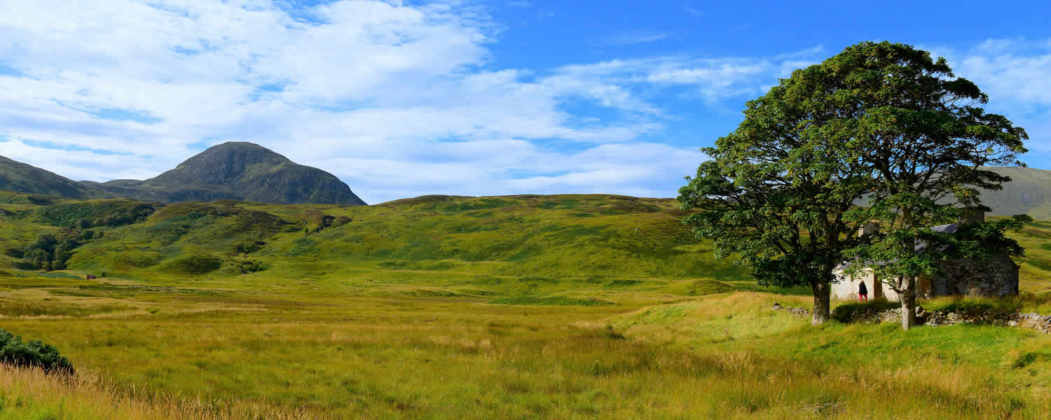 Guide to Altnaharra in Caithness