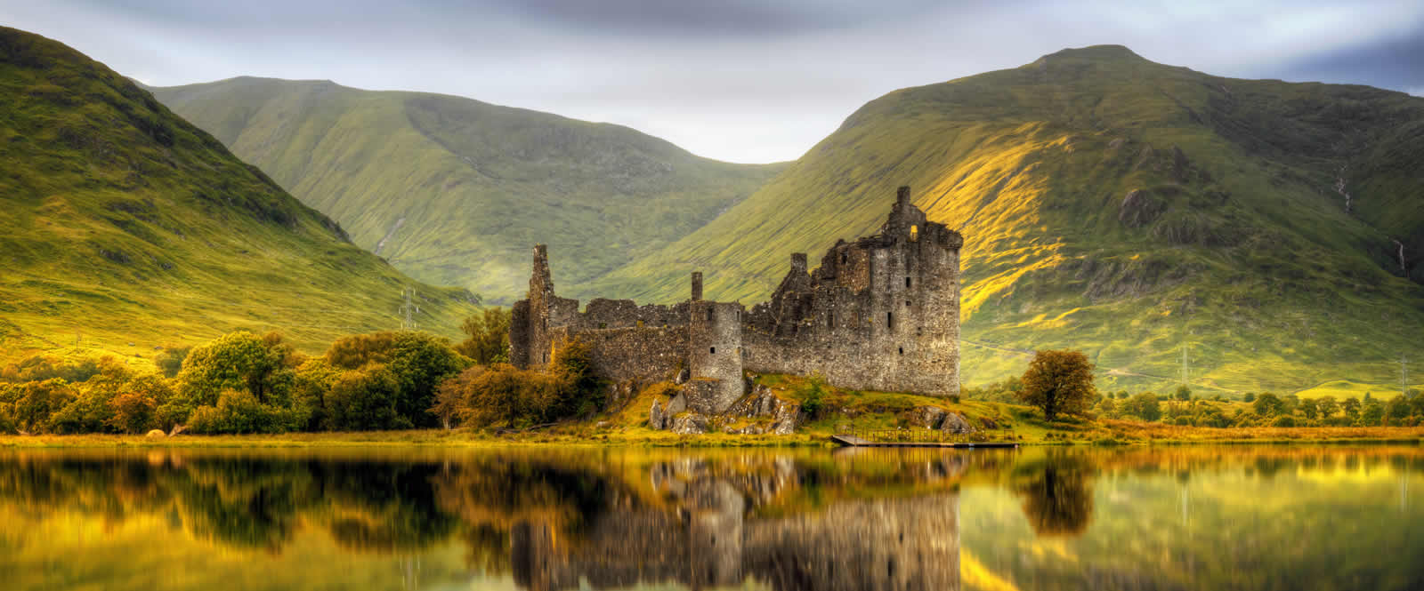 Loch Awe And Loch Etive Visitor Guide Hotels Cottages
