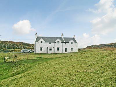 Ardchrishnish cottage