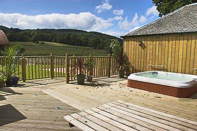 Auchendennan Farm Cottage