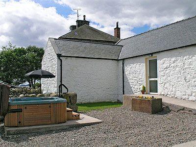 Shetland Cottage