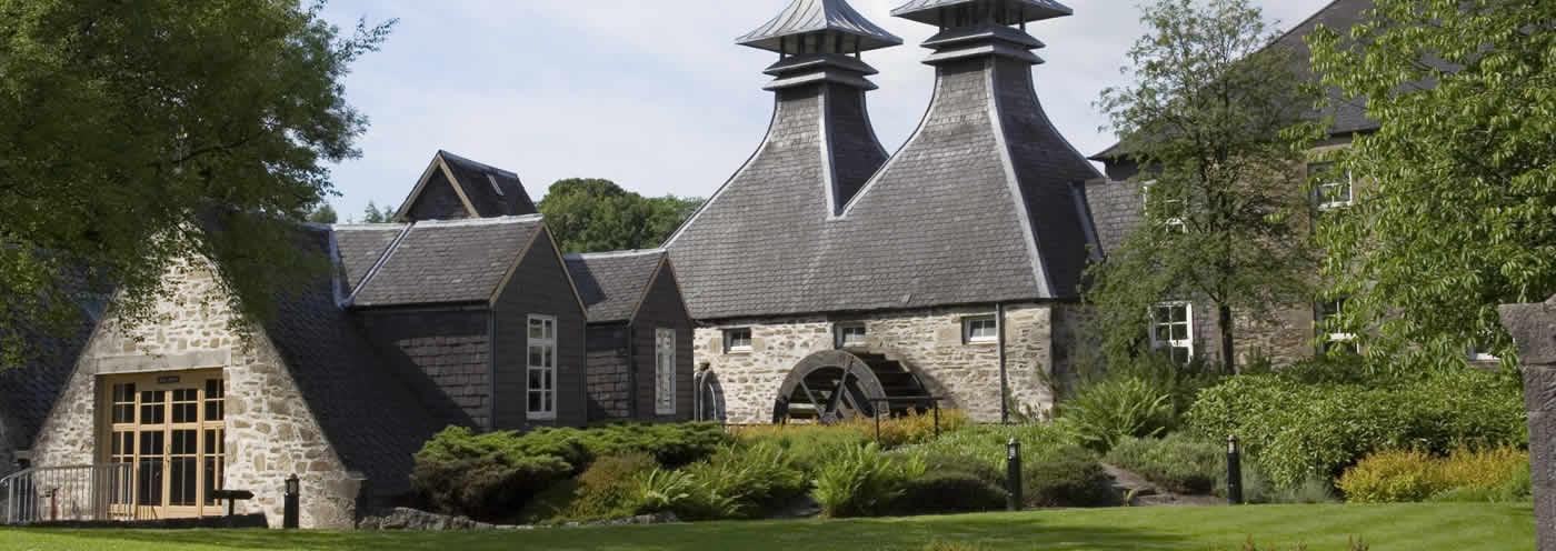 Speyside Distilleries